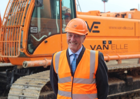 Van Elle founder and former chairman, Michael Ellis, passes away