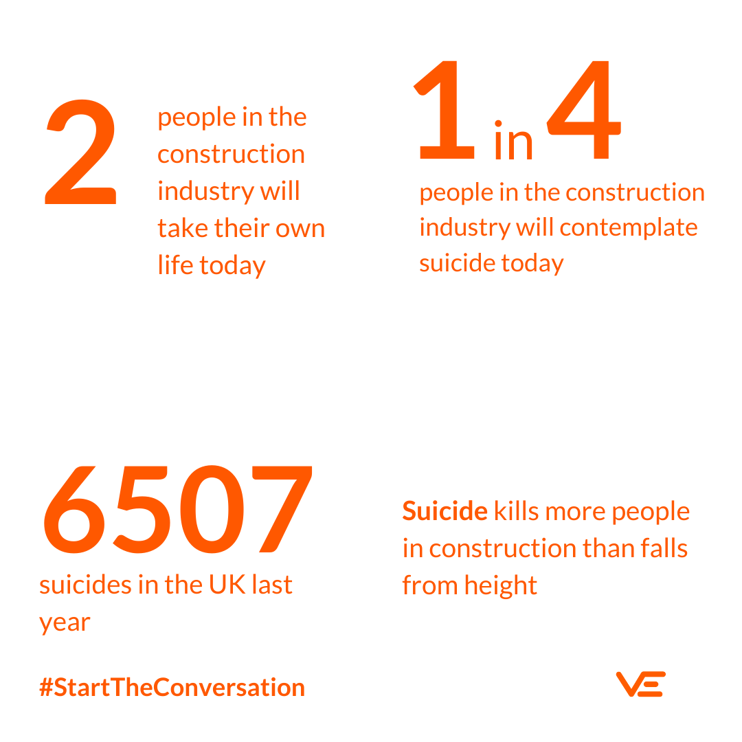 Van Elle supports World Suicide Prevention Day
