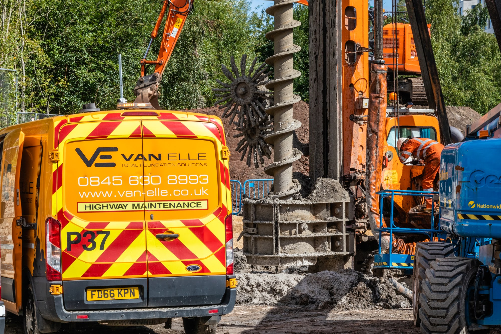 Van Elle named number one geotechnical services contractor