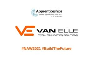 Van Elle celebrates National Apprenticeship Week 2021